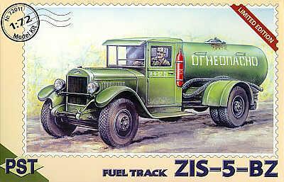 72011 - Russian ZIS-5-BZ fuel truck 1/72