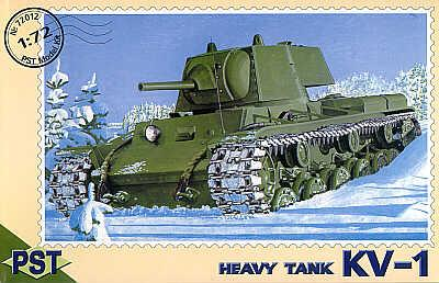 72012 - Russian KV-1 1/72