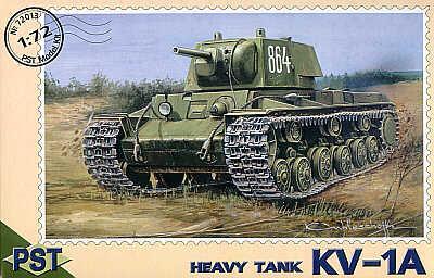 72013 - Russian KV-1A 1/72