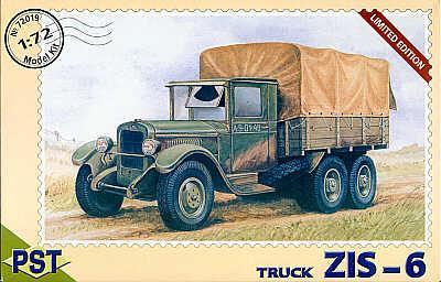72019 - Russian ZIS-6 truck 1/72