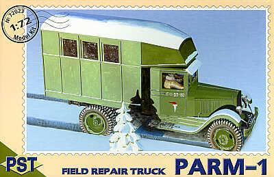 72023 - PARM-1 field repair truck 1/72