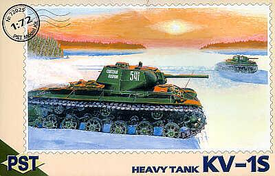 72025 - Russian KV-1S 1/72