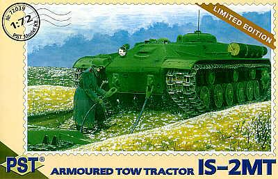 72039 - Jozef Stalin IS-2MT Armoured Tow Tractor 1/72