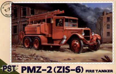 72047 - PMZ-2 (ZIS-6) Fire Tanker 1/72