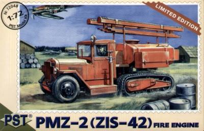 72048 - PMZ-2 (ZIS-42) Fire Engine 1/72