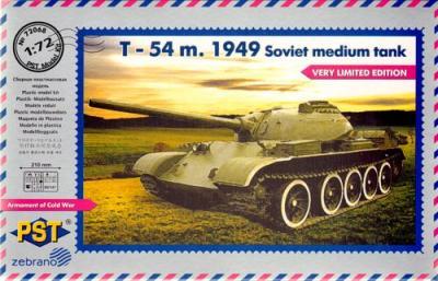 72068 - Russian T-54-2 m.1949 Soviet Medium tank 1/72