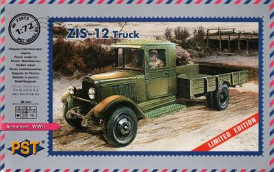 72072 - Russian ZIS-12 truck 1/72
