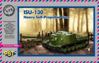 72073 - SU-130 Heavy Self-Propelled Gun - Limited edition 1/72