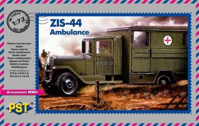 72074 - ZIS-44 Ambulance - Limited edition 1/72
