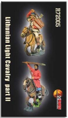 R72005 - Lithunian Tatars Light Cavalry Set 5 1/72