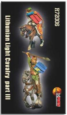 R72006 - Lithunian Tatars Light Cavalry Set 6 1/72
