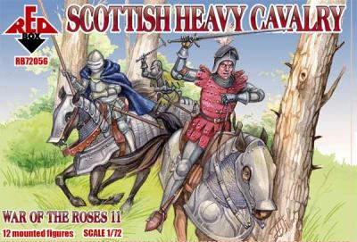 72056 - Scottish Heavy Cavalry 1/72