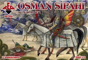 72094 - Osman Sipahi 16-17 c. Set 1 1/72