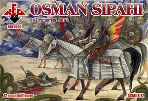 72095 - Osman Sipahi 16-17 c. Set 2 1/72