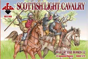 72108 - Scottish Light Cavalry 1/72