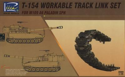 30001 - T154 Workable Track set for SPH M109A6 SPH