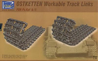 30008 - Ostketten Workable Track Links for Pz.Kpfw.III/Pz.Kpfw.IV