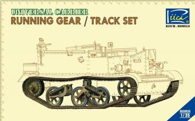 30015 - Running gear & Tracks set for Universal Carrier