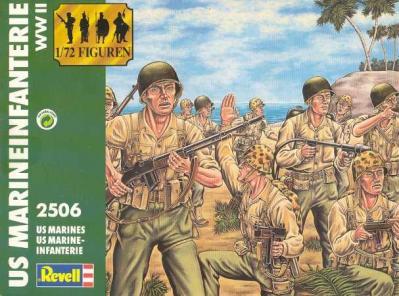 02506 - US Marines 1/72
