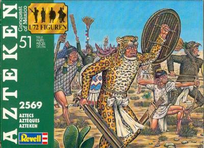 2569 - AZTECS 1/72