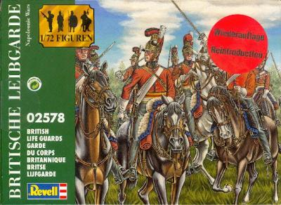 2578 - British Life Guards 1/72