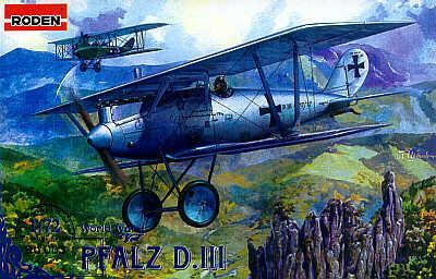 003 - Pfalz D.III 1/72