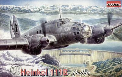 005 - Heinkel He 111B Spanish Civil War version 1/72