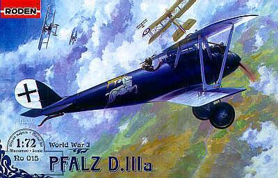 015 - Pfalz D.IIIa 1/72