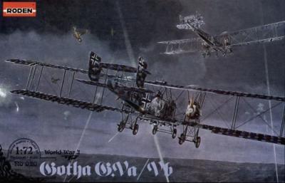 020 - Gotha G.Va / G.Vb 1/72