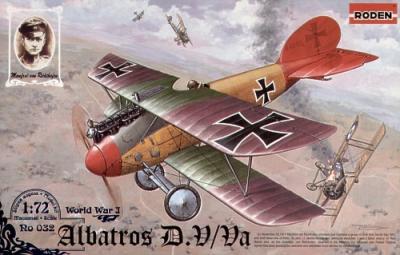 032 - Albatros D.VA 1/72