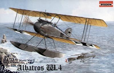 034 - Albatros W.4 late 1/72