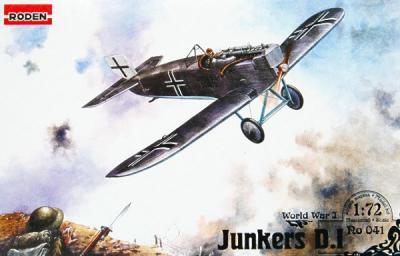 041 - Junkers D.I long fuselage version