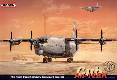 042 - Antonov An-12BK 'Cub' 1/72