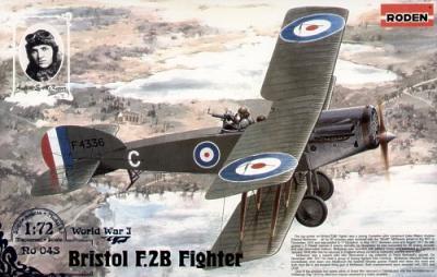 043 - Bristol F.2B Fighter 1/72