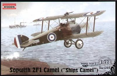 044 - Sopwith Camel 2F.1 1/72
