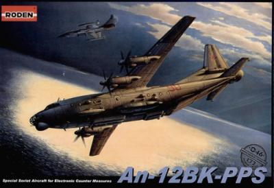 046 - Antonov An-12BK-PPS 1/72