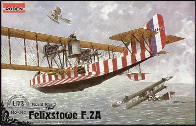 047 - Felixstowe F.2A (late) 1/72