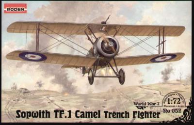 052 - Sopwith Camel TF1 1/72