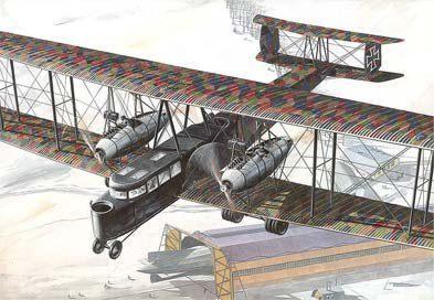 055 - Zeppelin Staaken R.VI 1/72