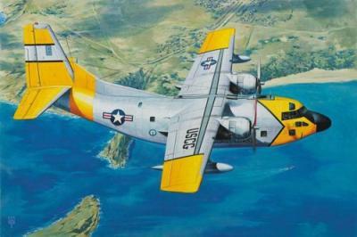 062 - Fairchild HC-123B Provider 1/72