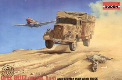 710 - Opel Blitz 3t truck 1/72