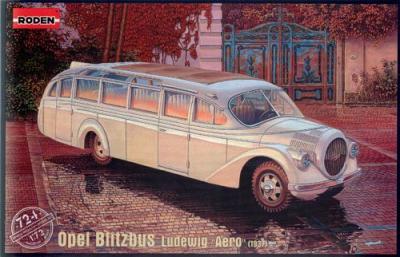 724 - Opel Blitzbus Ludewig