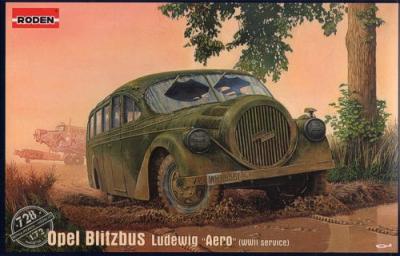 728 - Opel Blitzbus Ludewig
