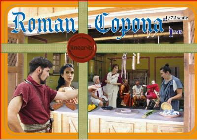 003 - Roman Tavern 1/72