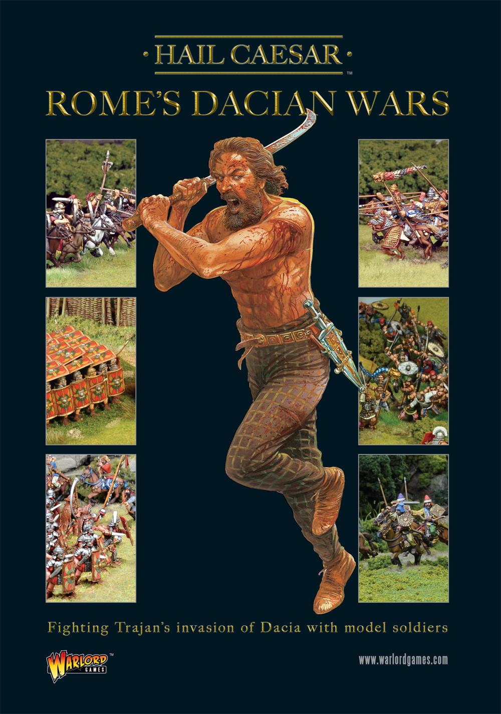 Romes dacian wars