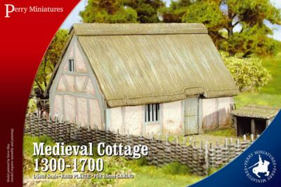RPB3 - Medieval Cottage 1300-1700 28mm