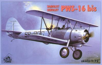 72002 - PWS-16 bis 1/72