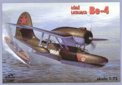 72007 - Beriev Be-4 (KOR-2) 1/72