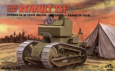 72209 - Renault TSF 1/72