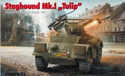 72314 - Staghound Mk.I TULIP 1/72